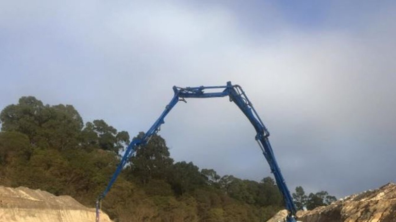 FOR SALE: The established concrete pumping business has been operating in the South Burnett since 2004