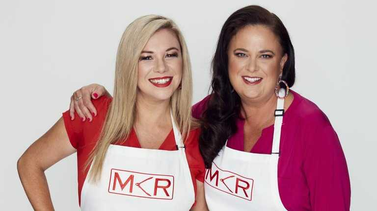 Sunshine Coast bloggers Jenni Ferguson and Louise Thomsen are one of the new teams competing on the 2020 season of My Kitchen Rules.