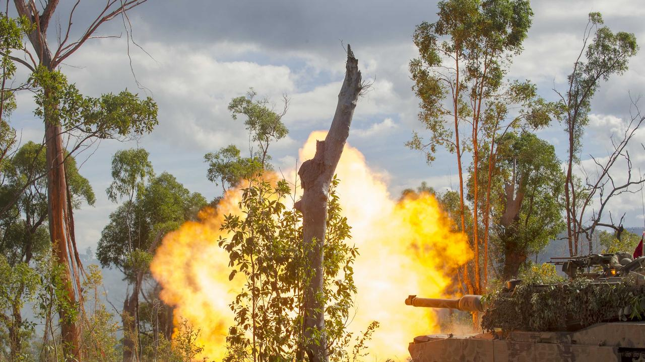 SHOTS FIRED: Livingstone Shire mayor Bill Ludwig has called for the government to order the ADF to play a leading role fighting fires originating from Shoalwater Bay Training Area.  Picture: Contributed