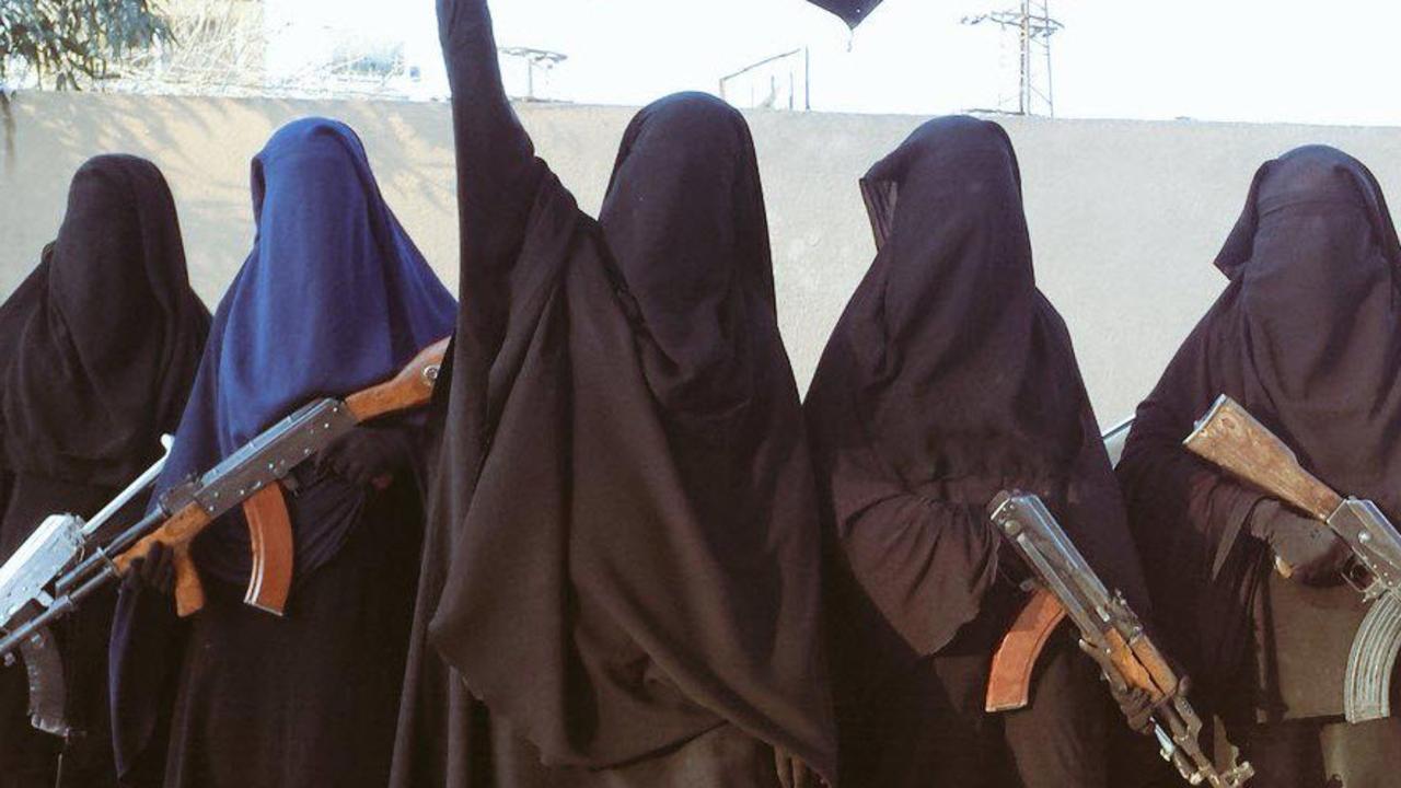 Jihadi Chicks