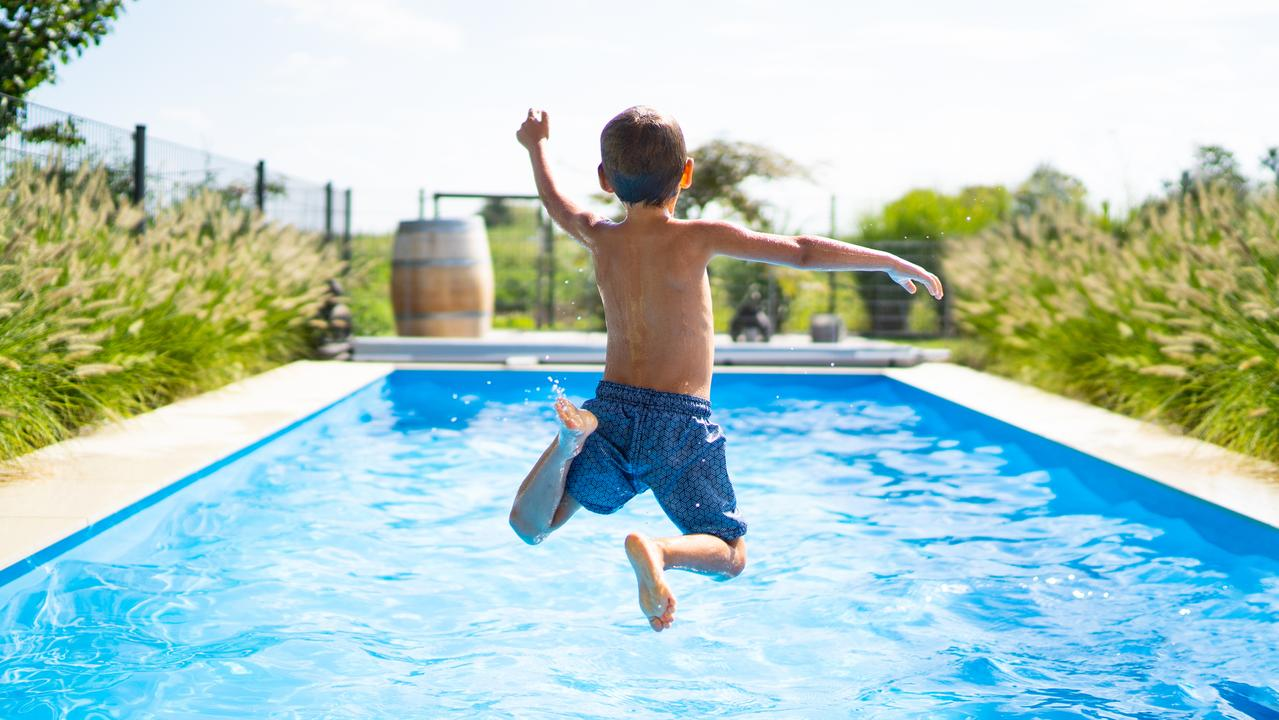 Running a pool is one of the biggest energy suckers on household budgets. Picture: Supplied