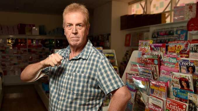 'I broke his nose': Businessman clocks crim