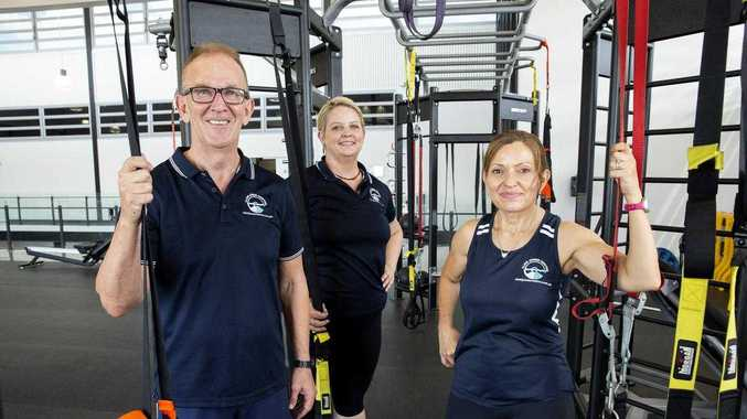 Suburban gym so popular no-one else can join