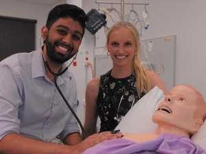 Mackay's new interns eager to change rural health