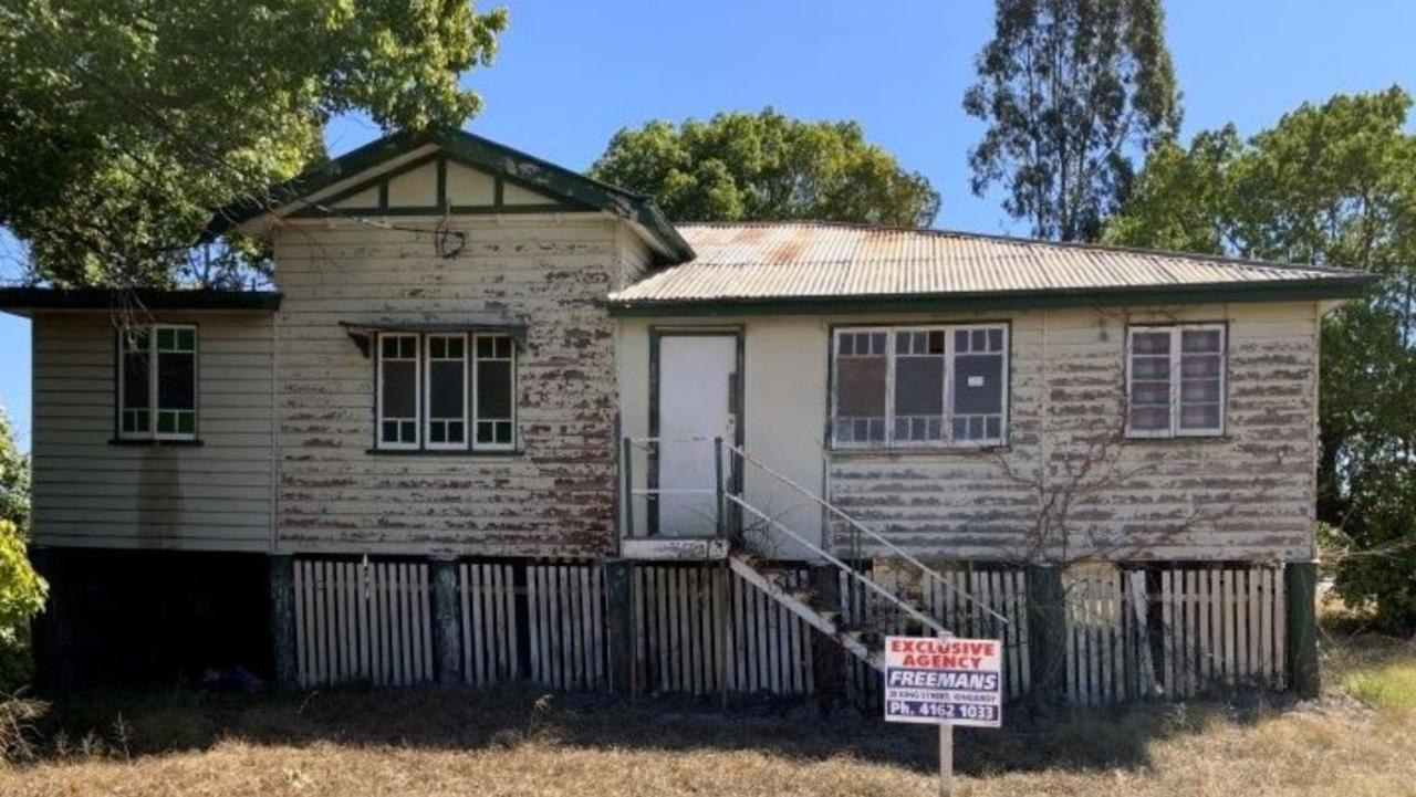 FOR SALE: 3 Railway Terrace in Kingaroy is for sale.