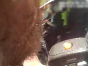 Dramatic Nambour arrest