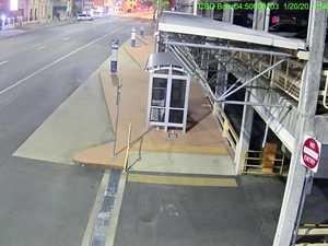 Armed robbery Kern Arcade