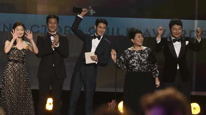 Shock upset for top award honour