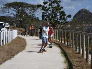 Cap Coast pathway