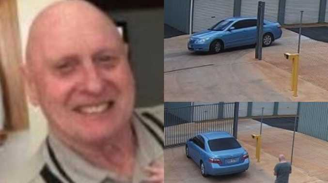 New images released in search for Clive Rolph
