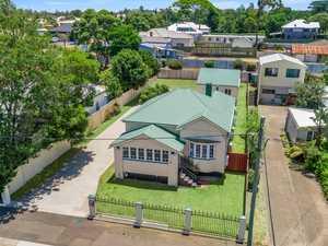 Buyers circle as fringe Toowoomba CBD property for sale