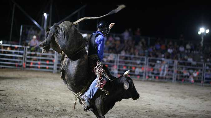 GALLERY: All the action from the Bowen Rodeo by the Reef