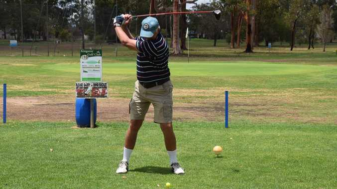 RESULTS: Kingaroy Golf Club tees off for 2020