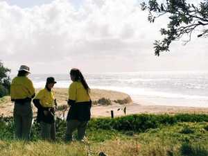 Landcare training 'is not against law'