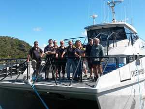 Coast Guard nominated for Community Service Award