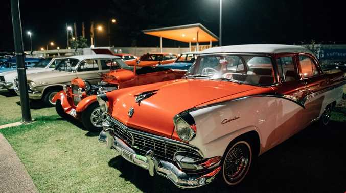Cars to light up the jetty foreshores