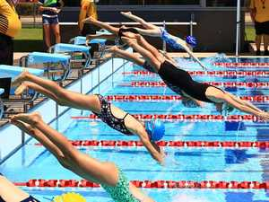 Competition a swimming success