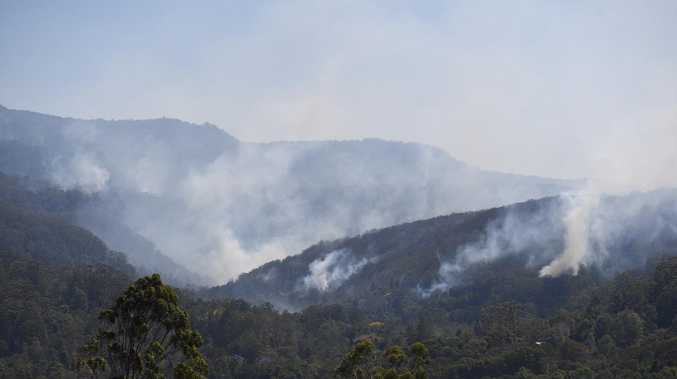 'Excellent news': Rain puts out all but one bushfire