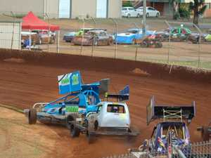 GALLERY: Lockyer speedway roars back into town