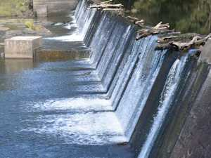 Richmond River as a water supply is not enough
