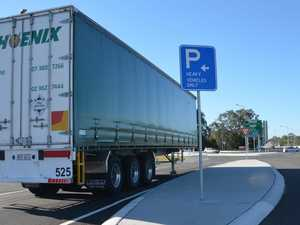 Parking restrictions, time limits to come in at rest stop