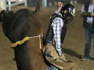 Dingo rider named Australia's best