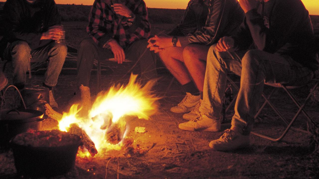 Campsites across the region have re-opened.