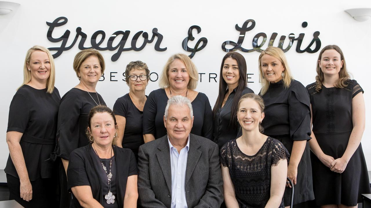 FINALISTS: The team at Gregor and Lewis Bespoke Travel have been named finalists for Small Cruise Agency of the Year Australia.