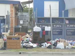 Frustration as dumped donations do 'more harm than good'
