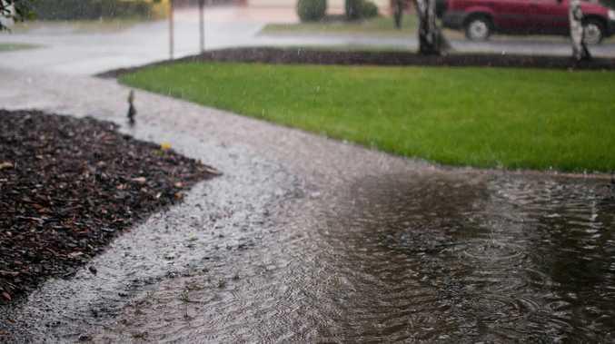 WHO GOT THE RAIN: Wet week for the Burnett