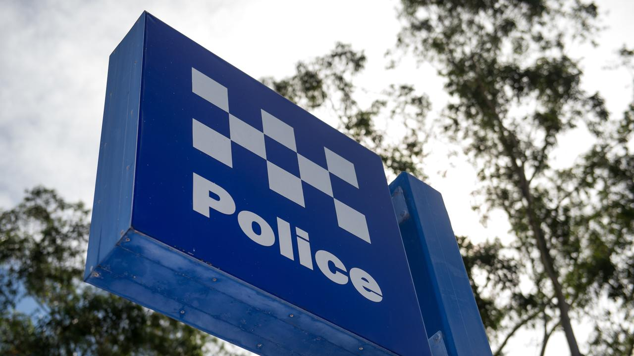 Police are investigating damage sustained to a bulldozer in Collinsville.