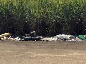 Residents encouraged to report illegal dumping