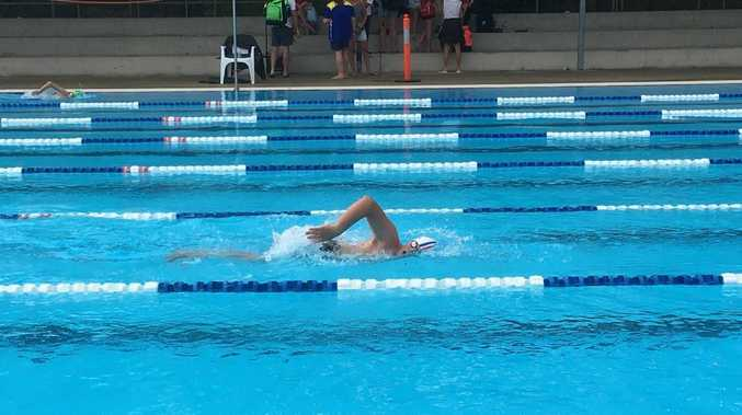Lismore swimmers' incredible medal haul at carnival