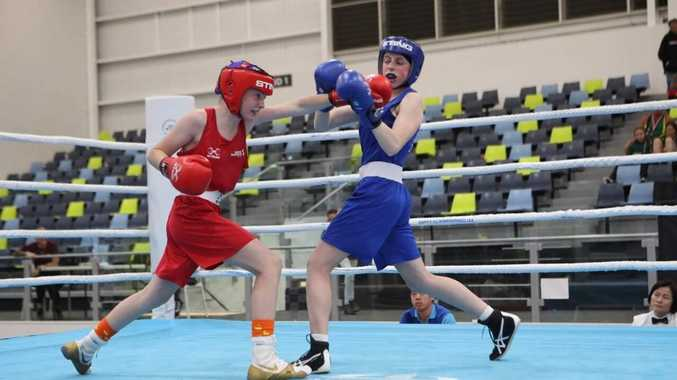 Dysart boxing prodigy on the road to Olympics