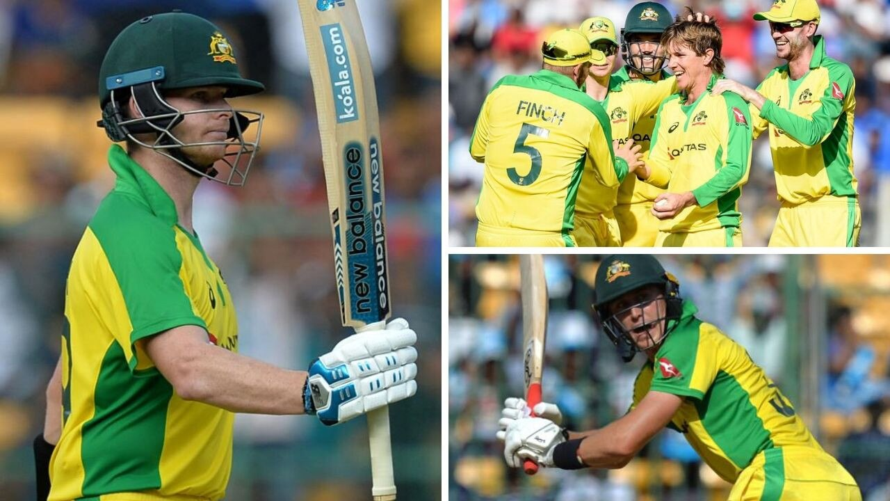 Steve Smith, Adam Zampa and Marnus Labuschagne all enjoyed individual success during Australia's ODI series loss in India.