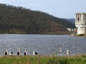 Region's dams enjoy rain, more needed to reverse trends