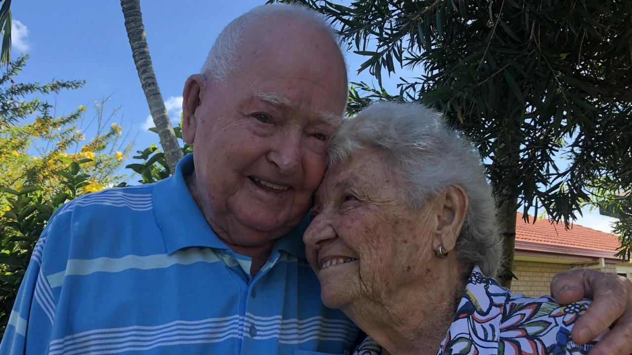 Roy and Shirley McLean died within four days of each other in December, after 67 years of marriage.