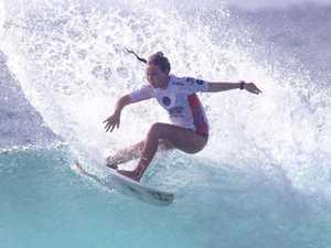 Shanahan comes up short at Gold Coast Hydralyte Pro Junior