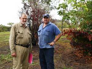 Farmer's tragic tale of fire struggle