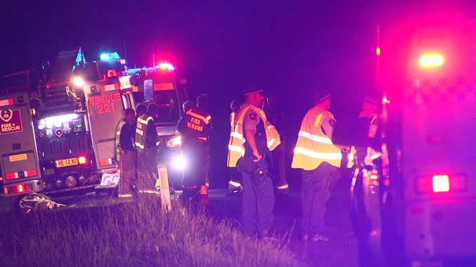 TRIPLE FATALITY: Two women and a man killed in horror crash