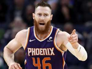 The Logue Down: Aussie Aron Baynes linked with NBA move