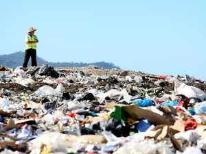 Tip workers make grisly discovery during dumping spree