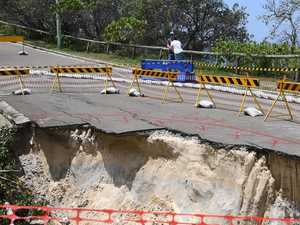 What now for Sunrise Beach sinkhole?