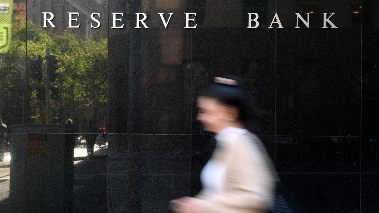 The Reserve Bank has been urged to 'mobilise all forces' to save the economy from a disaster induced by climate change. Picture: AAP Image/Dan Himbrechts