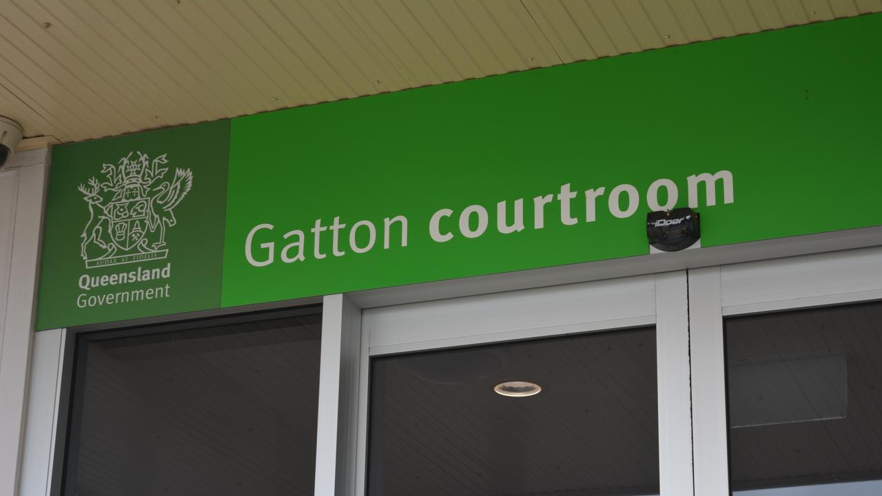 "COURT DRAMA: Teresa Nottingham told a Gatton Magistrate she did not a drivers license as she was a ""traveller""."