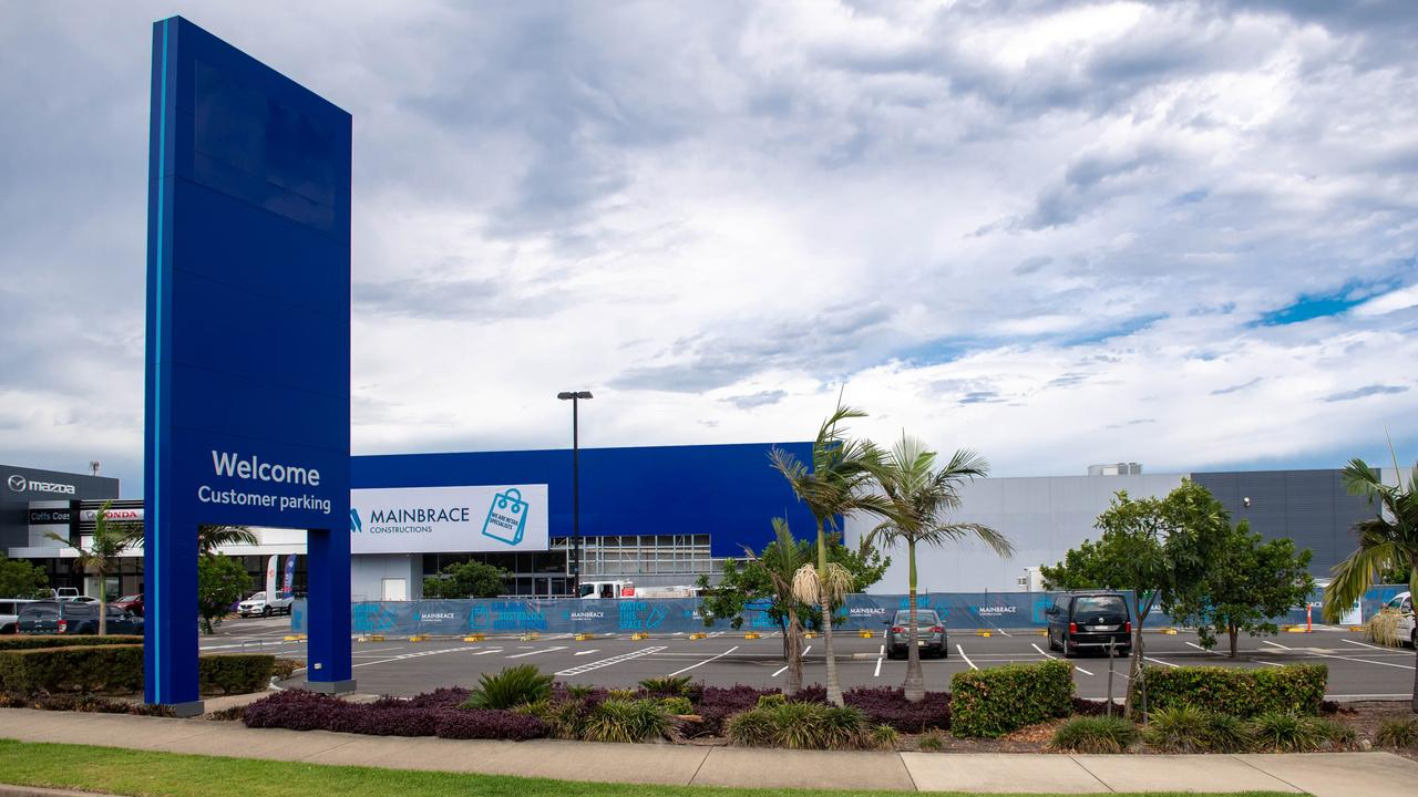 Some big name retailers are on their way to Coffs Harbour.