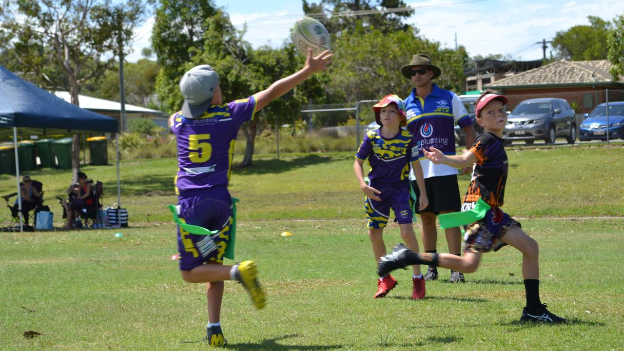 Caloundra Oztag teams have been busy getting ready for the Junior State Cup.