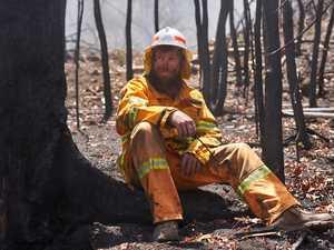 Firefighter Jesse Bird embodies the Aussie spirit