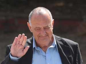 Paedophile politician 'breaches parole' month after release