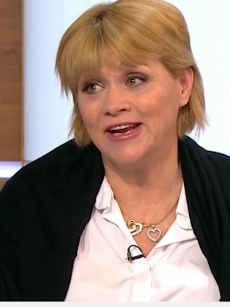 Samantha Markle. Picture: Channel 5